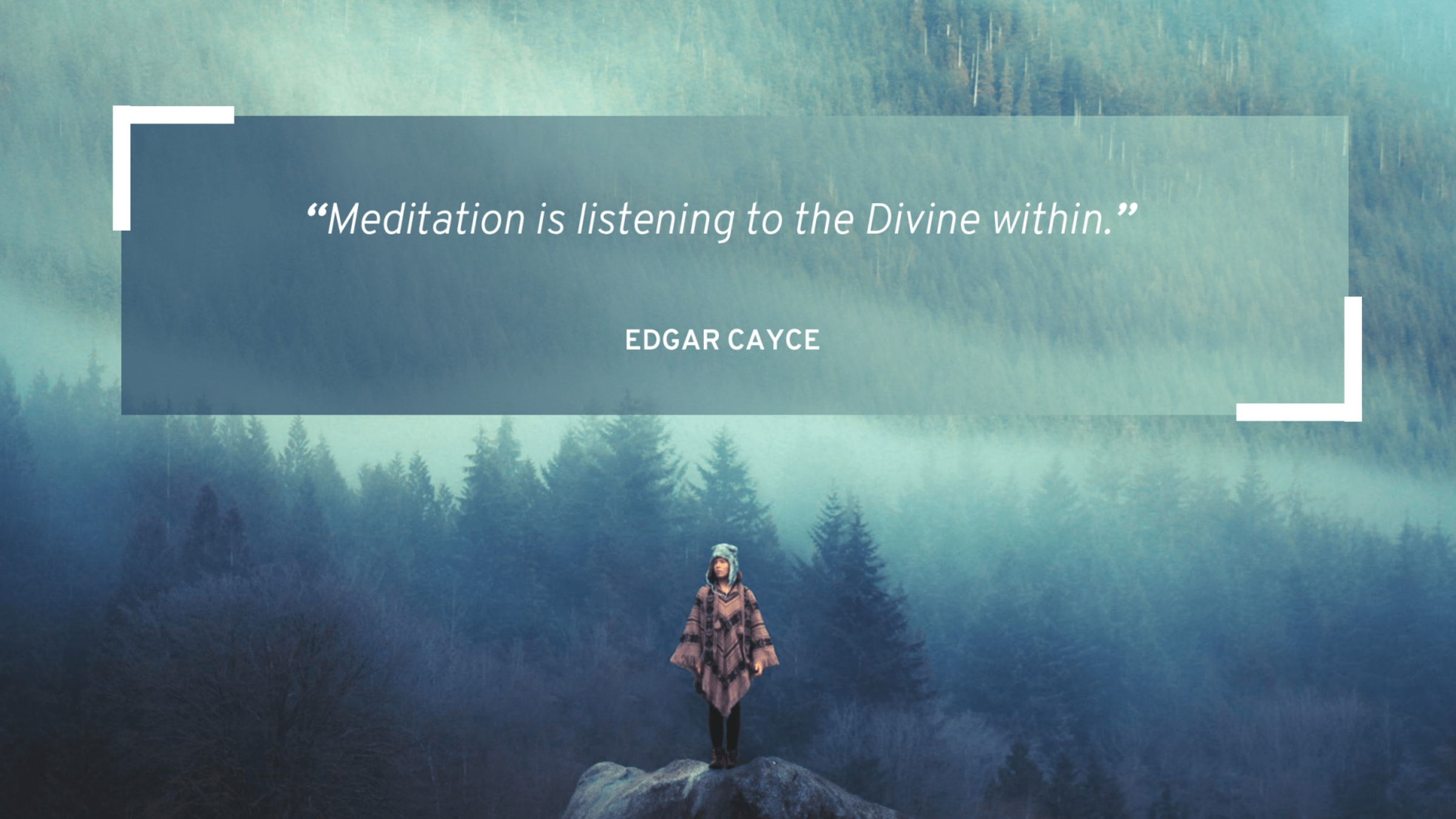 Benefits of meditation for spirituality.