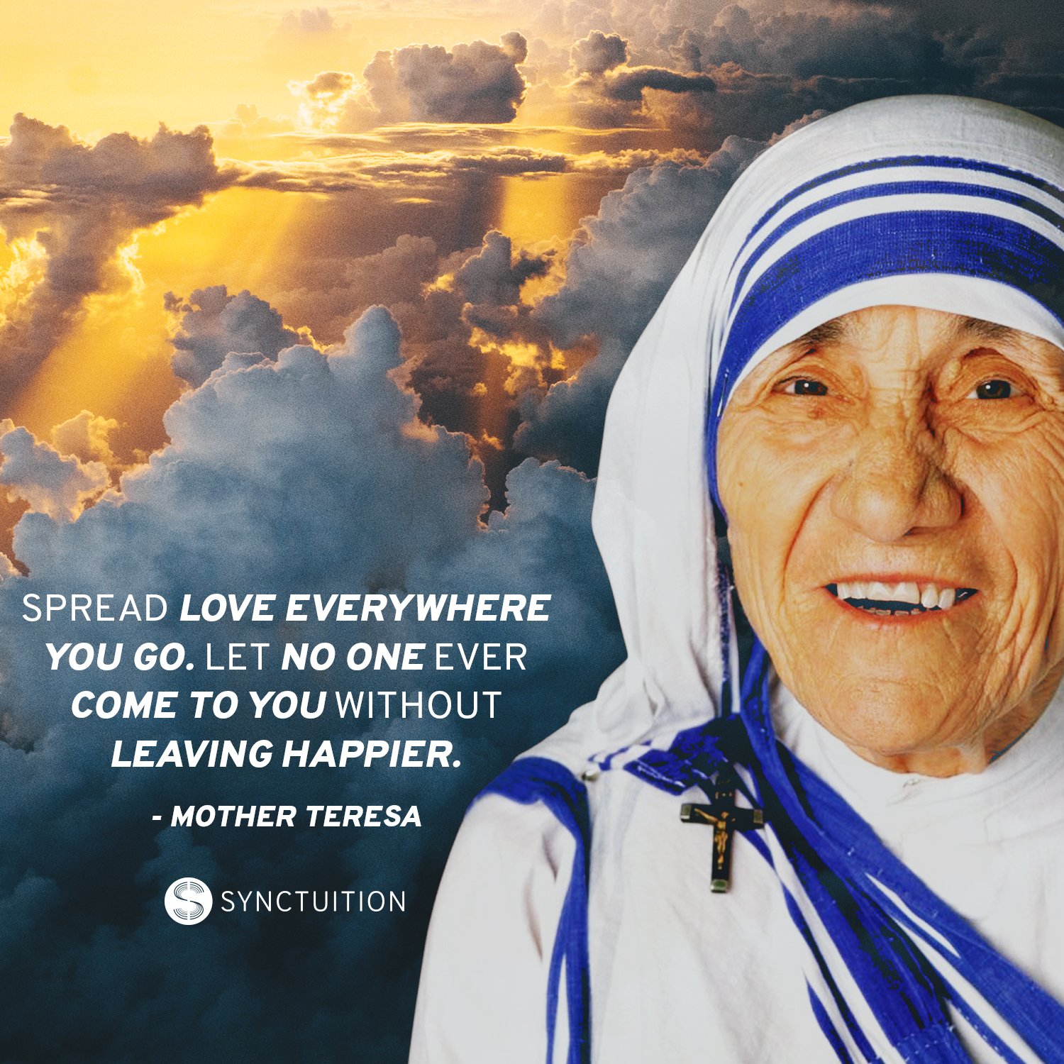 Mother Teresa quote: