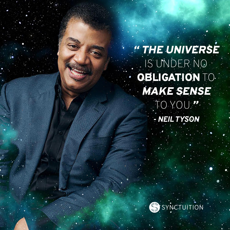 Neil Tyson quote: