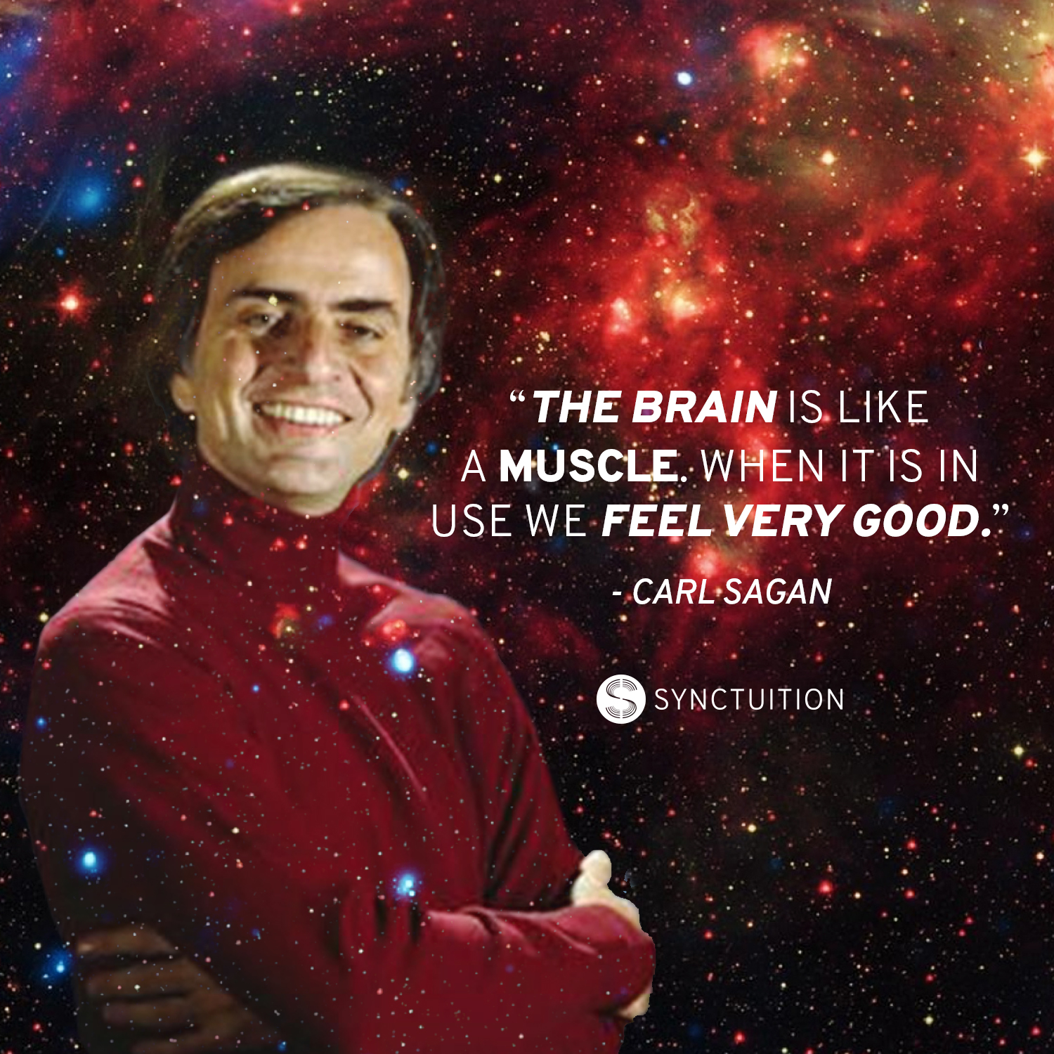 Carl Sagan quote: