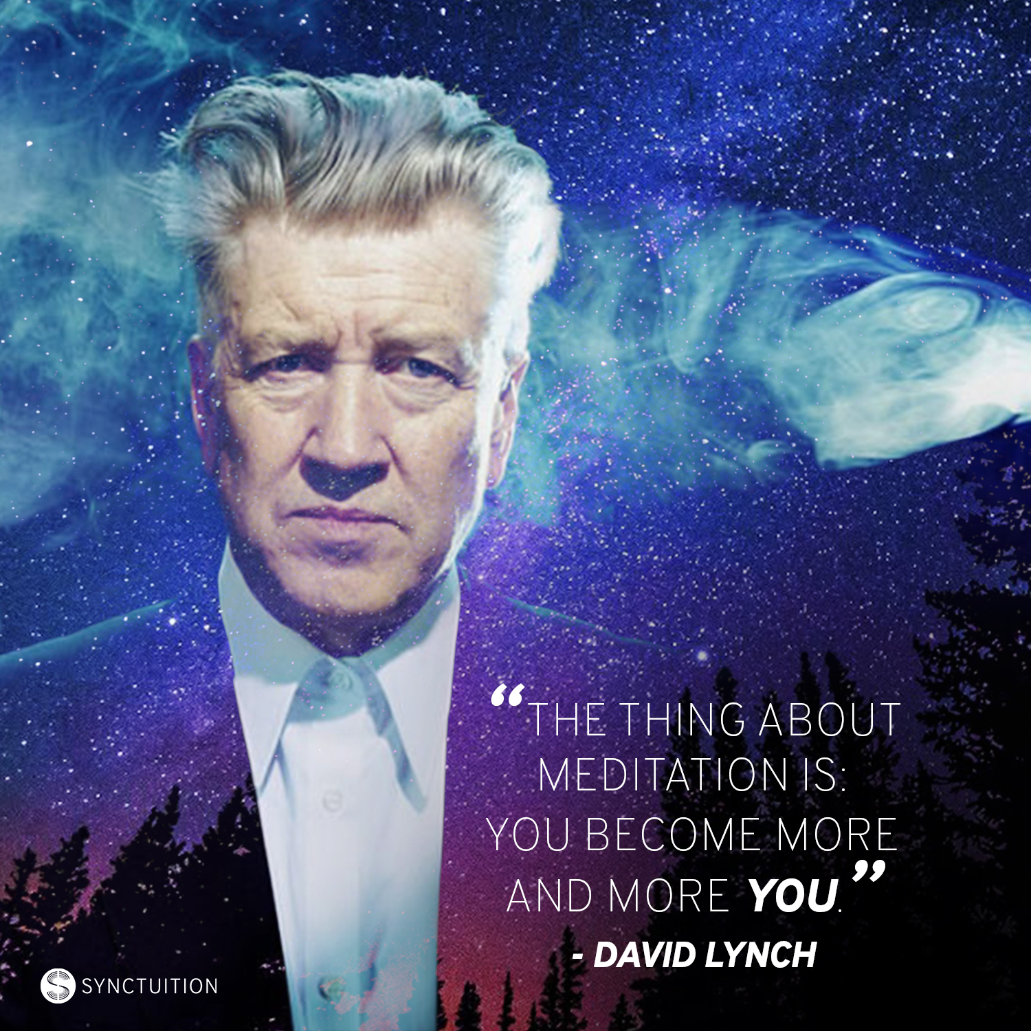 David Lynch quote: