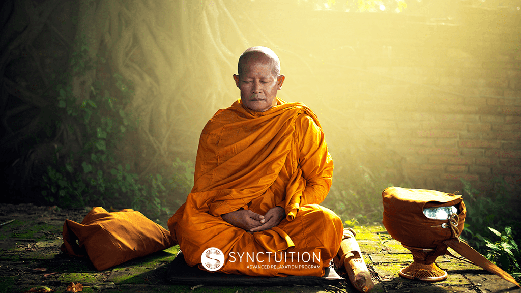 Synctuition: monk meditation