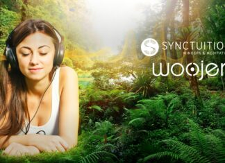 Synctuition teams up with Woojer.