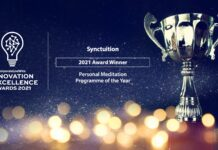 Synctuition wins personal meditation program of the year 2021.