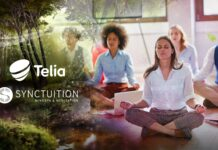 Synctuition and Telia team up to bring deep relaxation to the workplace.