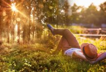 Just relax - the antidote for stress-relief